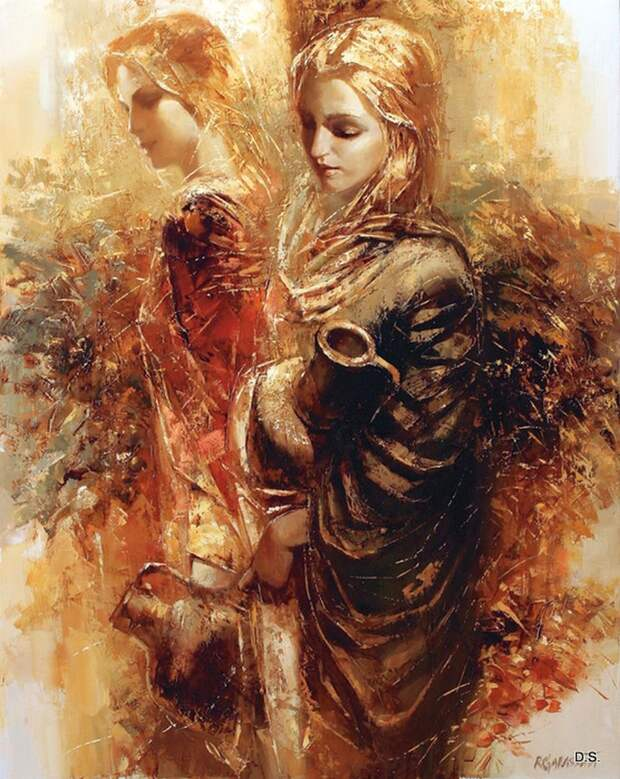Когда не можешь простить кого-то — ищи, где не простил себя.