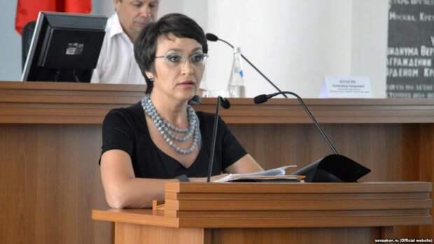 В Севастополе назначили «мамочку» всех детей (фото)