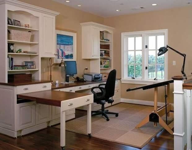 Раскладные столы мастерских (подборка)