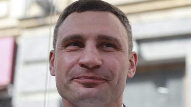 Кличко признался, что ему пришлось выучить трудное слово после конфуза в Давосе