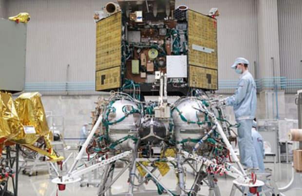 Названа дата запуска российской «Луны-25»
