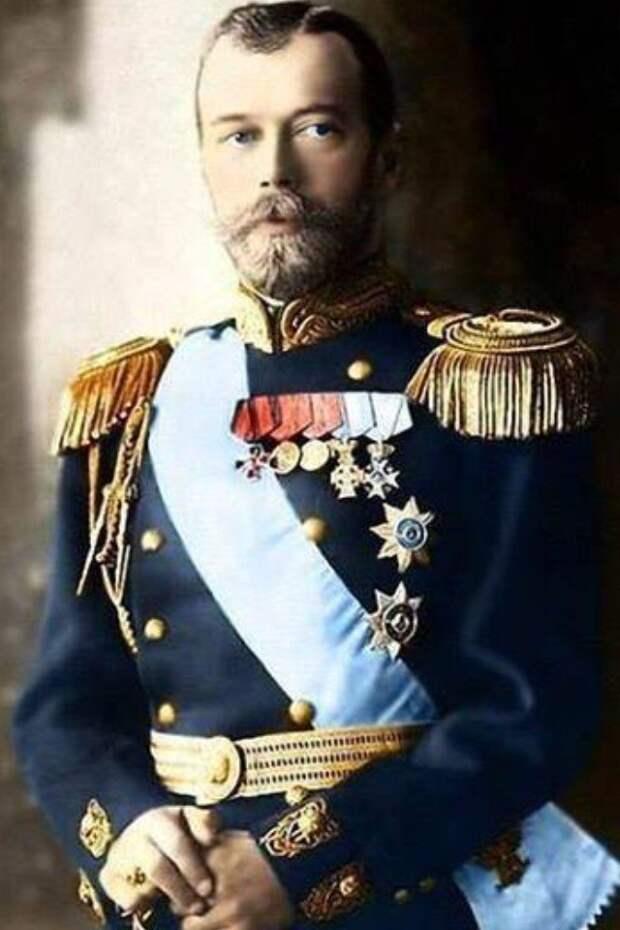 Факты о последнем Русском Императоре Николае Александровиче  история, николай ii
