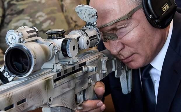 Россия спустила 5 трлн на оружие, а экономика все равно падает
