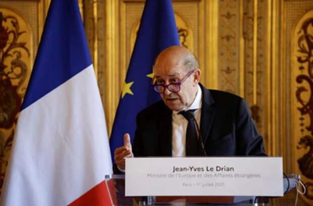 Во Франции прокомментировали вопрос признания «Талибана»