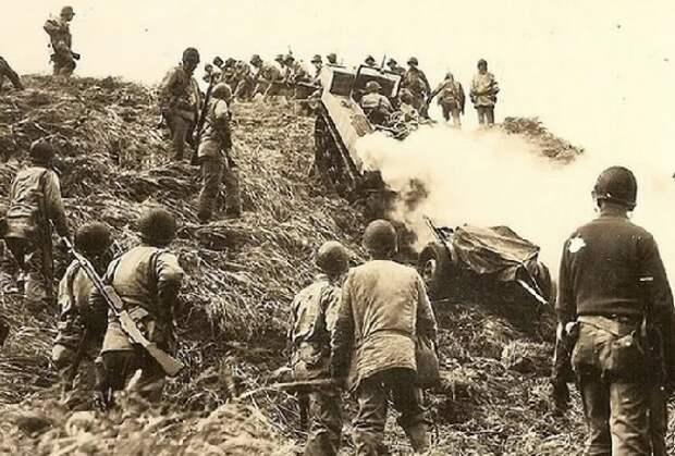 «Бой с тенью»: как при штурме пустого острова погибло 300 солдат США