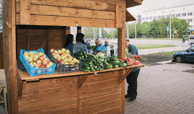 Заполгода штрафы занезаконную торговлю вТюмени превысили 1,5млн рублей