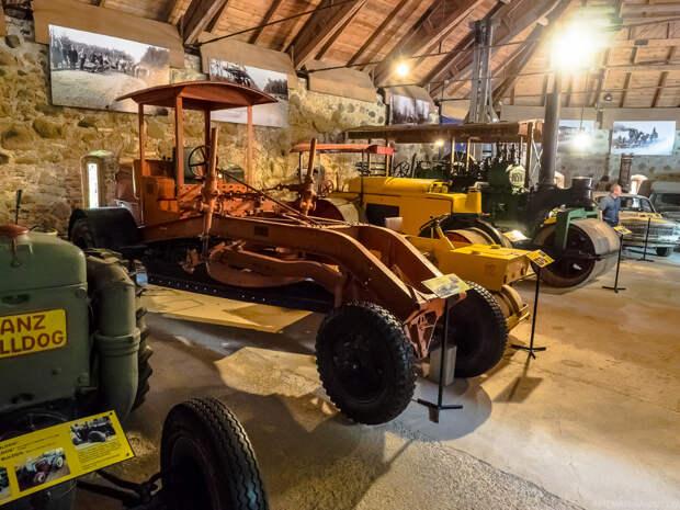 Музей техники в Латвии