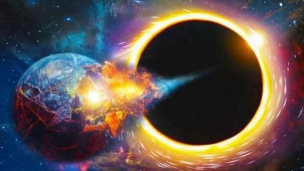 Бланета — объект на орбите черной дыры, где может существовать жизнь