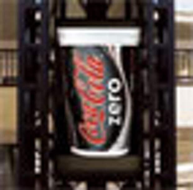 Разливной лифт Coca-Cola