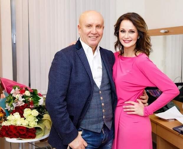 Ольга Кабо развелась с мужем в его день рождения
