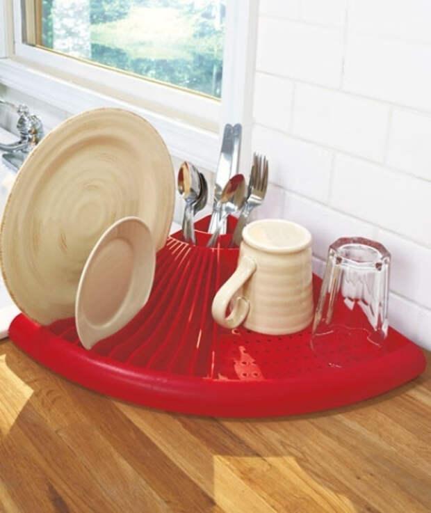 Corner-Dish-Rack