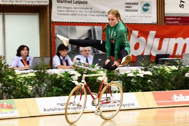 Художественный велоспорт
