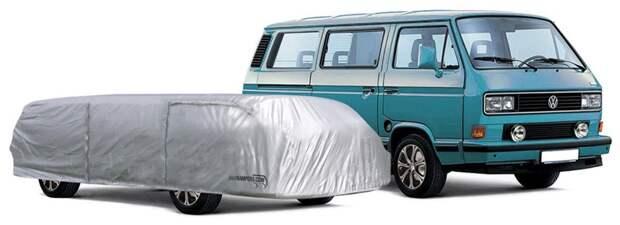 Cамый низкий в мире фургон VW volkswagen, дом на колесах, кемпер