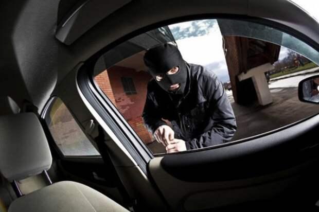 Севастопольские полицейские задержали автовора