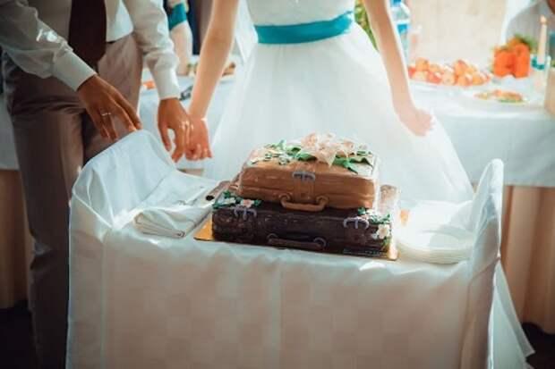 """Свадьба в стиле """"Путешествие"""""""