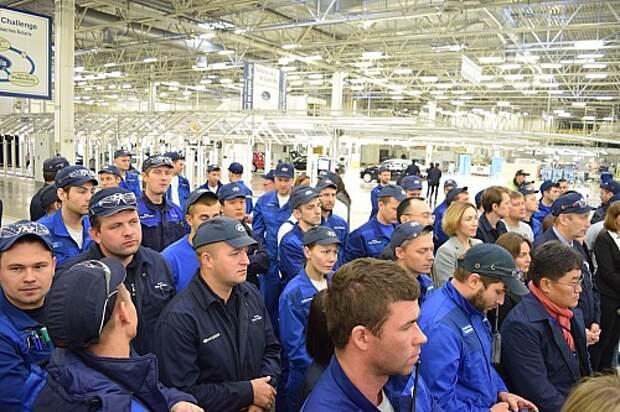 Hyundai раскрыла сроки появления нового Solaris в Росcии