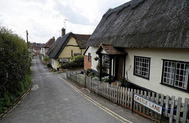 Семь сказочных деревень у Лондона под боком