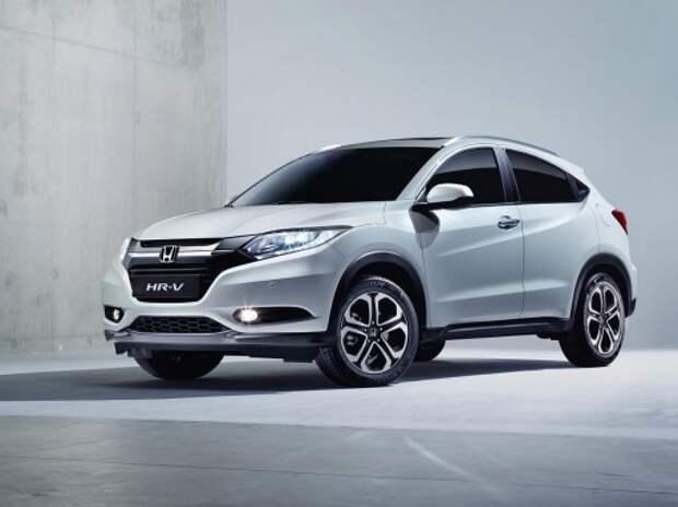 Honda везет в Женеву серийную европейскую версию кроссовера HR-V