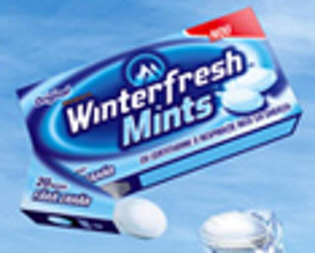 Winterfresh Mints: скажи нет стереотипам!