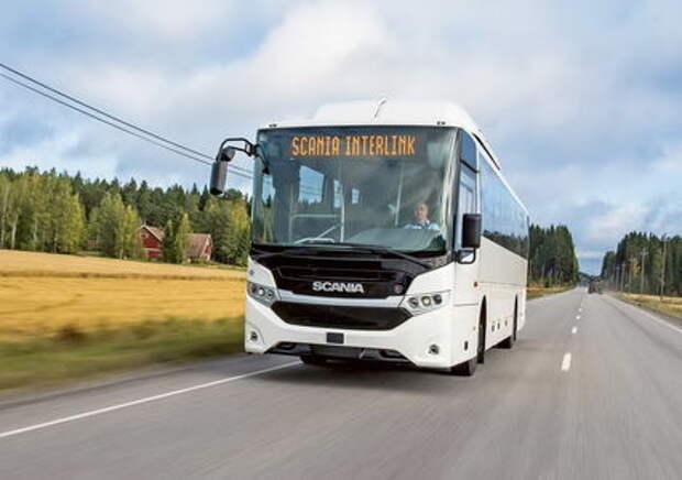 Экономичный вариант: новые автобусы Scania Interlink