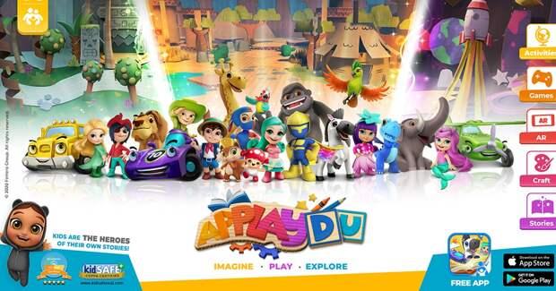 Gameloft for brands и Kinder оживляют игрушки с помощью дополненной реальности