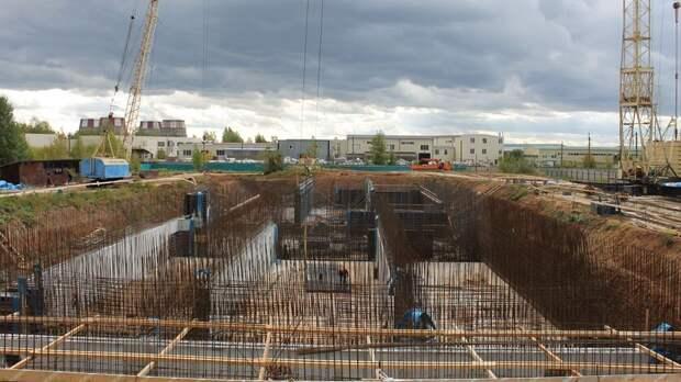 Ситуация на строительстве объекта «Ижводоканала» нормализовалась