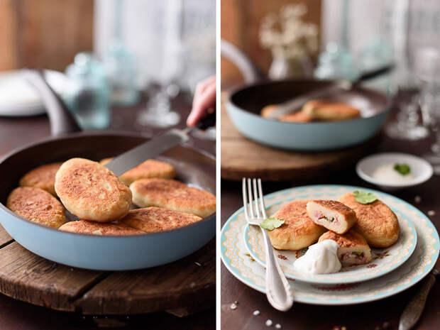 Зимняя радость - картофельные зразы