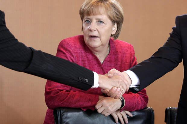«А чем их транзит лучше?» – Меркель не отказала себе в удовольствии унизить Украину
