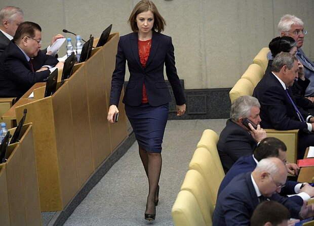 Поклонская начала рубить правду-матку по Донбассу