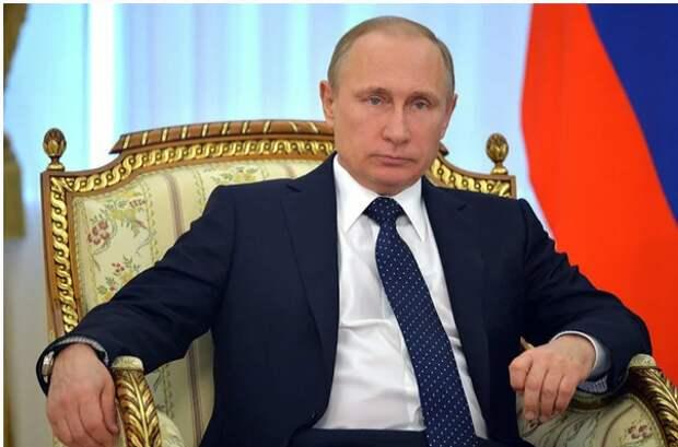 План Путина по установлению нового порядка в мире начинает проявляться в действии