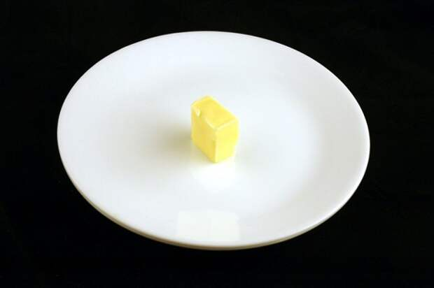 Масло сливочное — 28 г диета, еда, калории