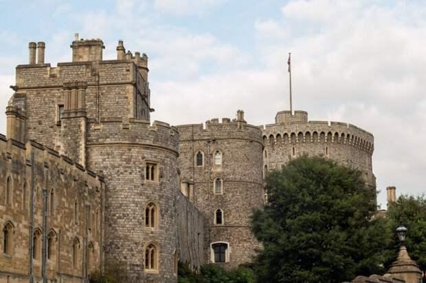 Виндзорский замок - незыблемый символ монархии