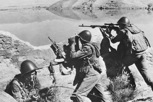 Операция «Тайфун»: почему советские войска нарушили перемирие с душманами