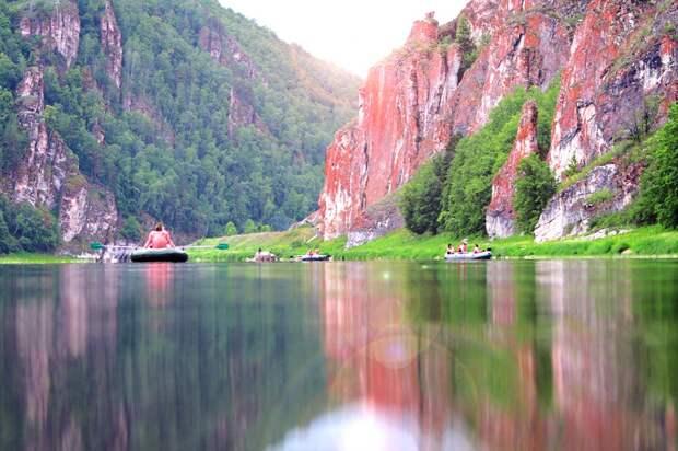 Башкирский геопарк «Янган-Тау» первым в стране вошел в сеть ЮНЕСКО