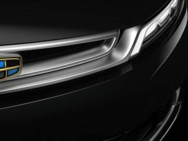 Geely Auto на автосалоне в Шанхае представит новый седан