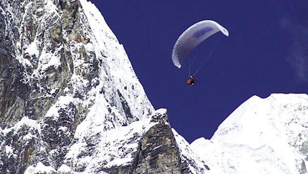 Подвиг №5: на парамоторе над Гималаями беар гриллс, выживание, подвиг, природа