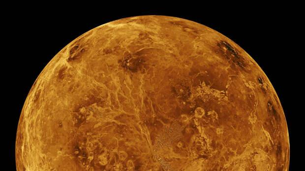 Обнаружены признаки жизни на Венере