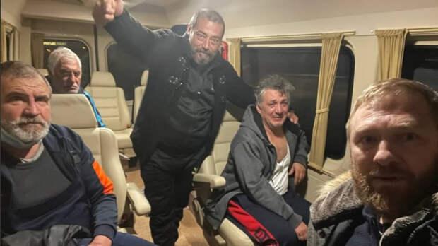 Спасенный в Ливии украинец поблагодарил Россию за освобождение