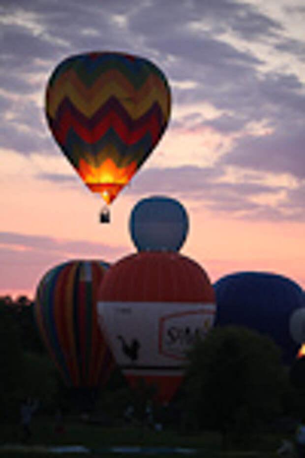 Двадцатый Чемпионат мира по воздухоплаванию на тепловых аэростатах