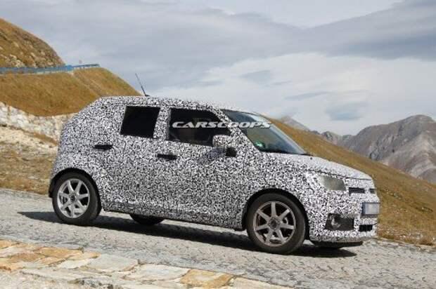 Мини-кроссовер Suzuki iM-4 готовят к серии