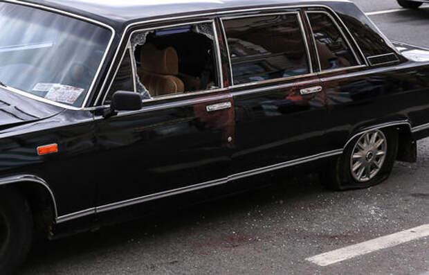 Полиция возбудила уголовное дело в связи с угоном автомобиля «Чайка»