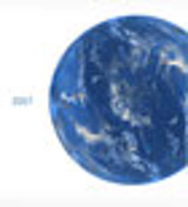 К 2057 году мир станет голубым
