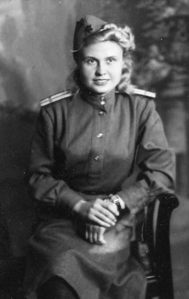 Медсёстры Великой Отечественной.
