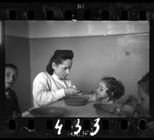 Чудом уцелевшие фотографии геноцида евреев из Лодзинского гетто в Польше