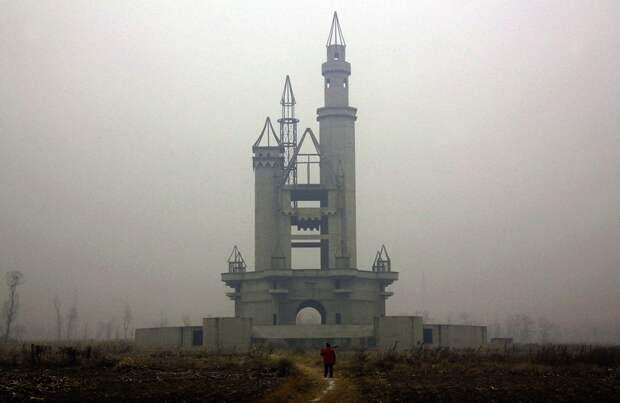 The 33 Most Beautiful Abandoned Places In The World 5 Самые красивые заброшенные места в мире