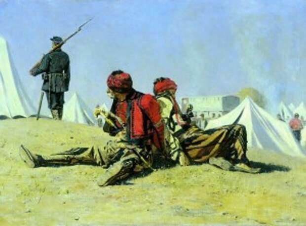 Смердящая тень Османской империи
