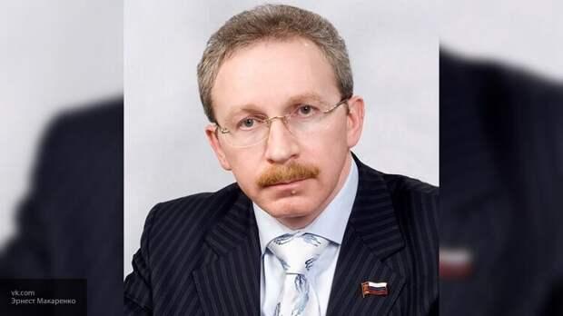 «Их кормит Запад»: Макаренко об организаторах незаконных акций в Хабаровске