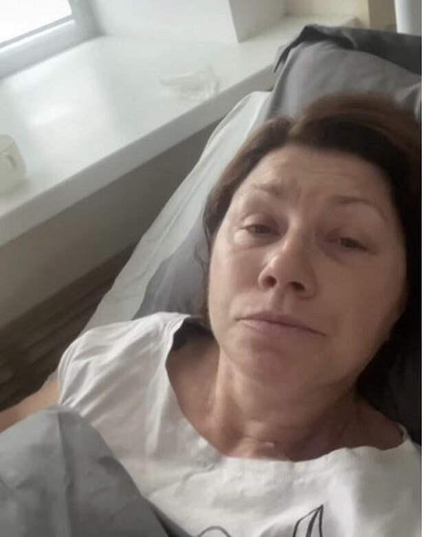 «Надеюсь, нековид»: Роза Сябитова попала вбольницу