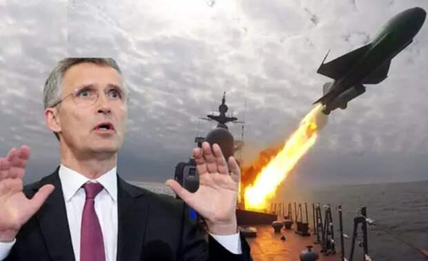 Путин вежливо «попросил» ракетами — НАТО уносит ноги