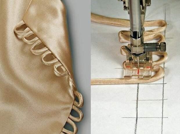как шить на машинке старой